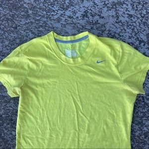 Nike Tops - Nike Active Dri-Fit cotton Tee Large